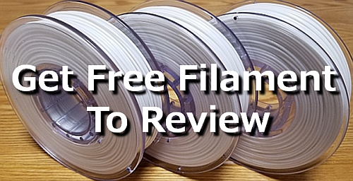 Free filament service for any country